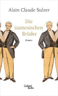 Cover Die siamesischen Brüder