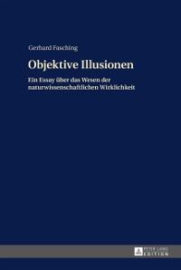 Cover Objektive Illusionen
