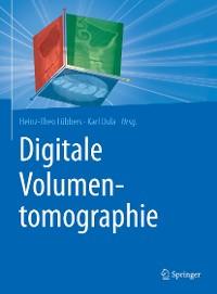 Cover Digitale Volumentomographie
