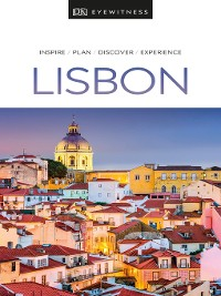 Cover DK Eyewitness Travel Guide Lisbon