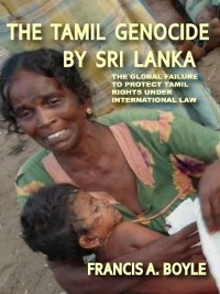 Cover The Tamil Genocide by Sri Lanka
