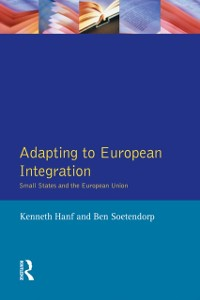 Cover Adapting to European Integration