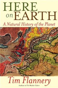 Cover Here on Earth