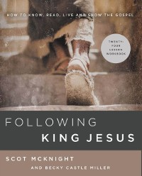 Cover Following King Jesus