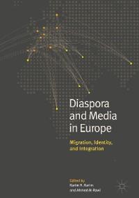 Cover Diaspora and Media in Europe