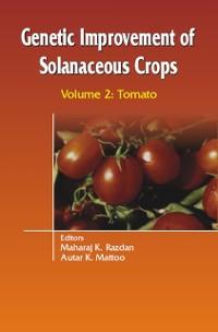 Cover Genetic Improvement of Solanaceous Crops Volume 2