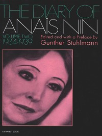 Cover The Diary of Anaïs Nin, 1934–1939