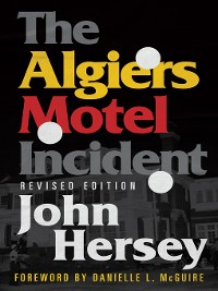 Cover The Algiers Motel Incident