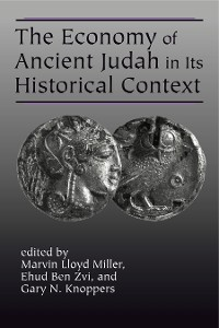 Cover The Economy of Ancient Judah in Its Historical Context