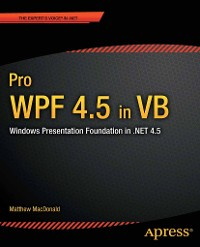 Cover Pro WPF 4.5 in VB