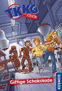 Cover TKKG Junior, 3, Giftige Schokolade