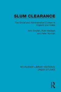 Cover Slum Clearance
