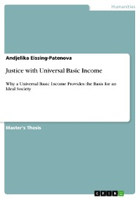 Cover Justice with Universal Basic Income