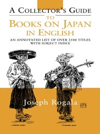 Cover Collector's Guide to Books on Japan in English