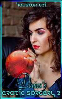Cover Danica's Erotic Sorcery 2