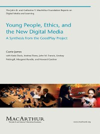 Cover Young People, Ethics, and the New Digital Media