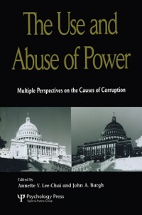 Cover Use and Abuse of Power