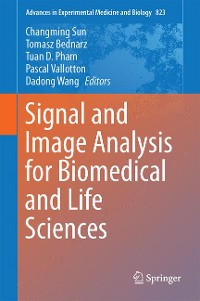 Cover Signal and Image Analysis for Biomedical and Life Sciences
