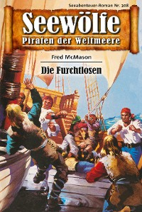 Cover Seewölfe - Piraten der Weltmeere 308