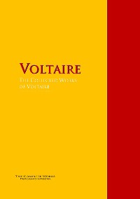 Cover The Collected Works of Voltaire