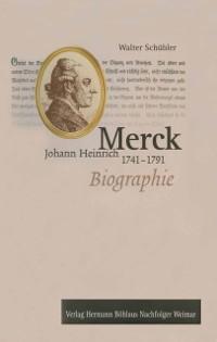 Cover Johann Heinrich Merck (1741-1791)