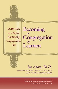 Cover Becoming a Congregation of Learners