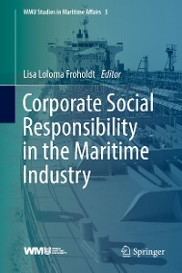 Cover Corporate Social Responsibility in the Maritime Industry
