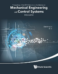 Cover Mechanical Engineering And Control Systems - Proceedings Of 2015 International Conference (Mecs2015)