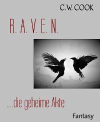 Cover R. A. V. E. N.