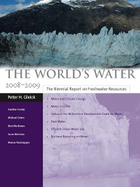 Cover The World's Water 2008-2009