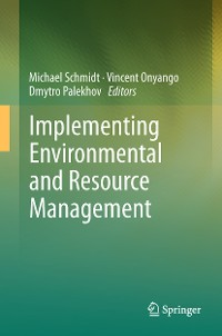 Cover Implementing Environmental and Resource Management
