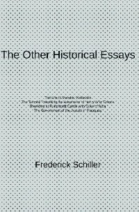 Cover The Other Historical Essays