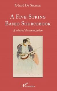 Cover Five-String Banjo Sourcebook