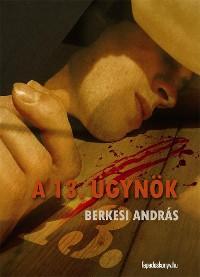 Cover A 13. ügynök