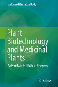 Cover Plant Biotechnology and Medicinal Plants
