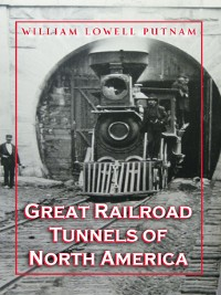Cover Great Railroad Tunnels of North America
