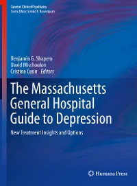 Cover The Massachusetts General Hospital Guide to Depression