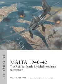 Cover Malta 1940 42