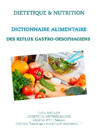 Cover Dictionnaire alimentaire des reflux gastro-oesophagiens