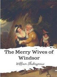 Cover The Merry Wives of Windsor