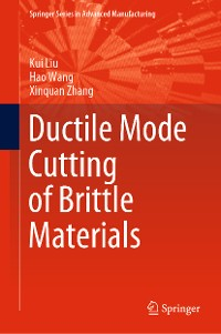 Cover Ductile Mode Cutting of Brittle Materials