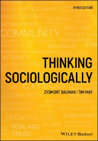 Cover Thinking Sociologically