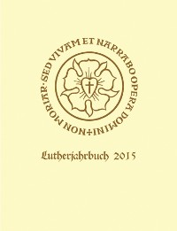 Cover Lutherjahrbuch 82. Jahrgang 2015