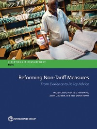Cover Reforming Non-Tariff Measures