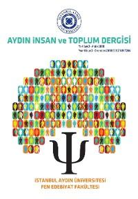 Cover Aydin Insan ve Toplum