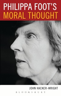 Cover Philippa Foot's Moral Thought