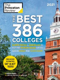 Cover Best 386 Colleges, 2021