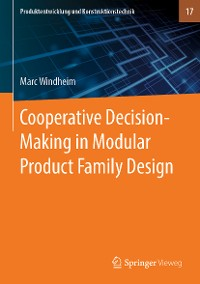 Cover Cooperative Decision-Making in Modular Product Family Design