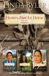Cover Hester's Hunt for Home Trilogy