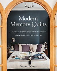 Cover Modern Memory Quilts